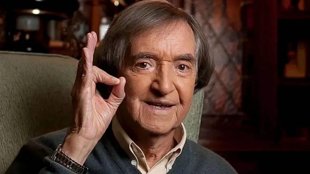 Leyenda: Carlitos Balá cumple 95 años
