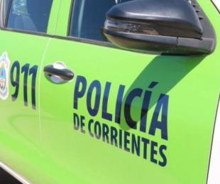 foto: Golpearon a una mujer policía por detener a un chico en moto