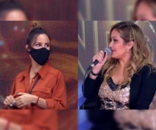 foto: Karina filosa tras la crítica de Lourdes Sánchez a sus devoluciones