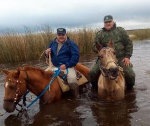foto: Ituzaingó: recuperan ganado vacuno denunciado como robado