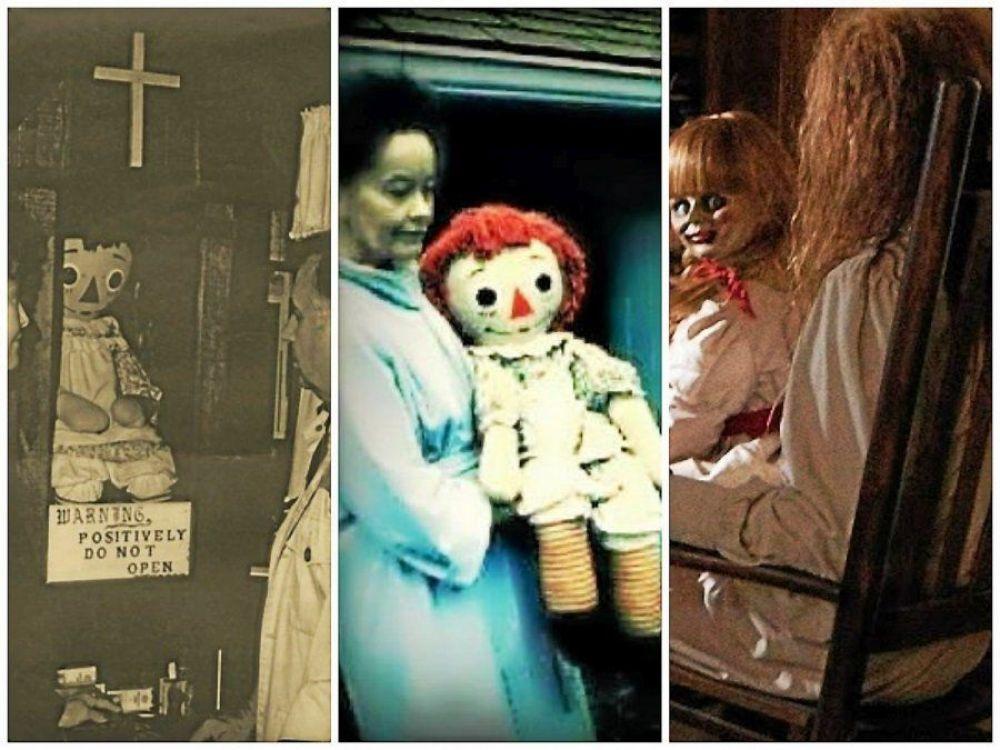 La muñeca Annabelle desapareció del museo Warren