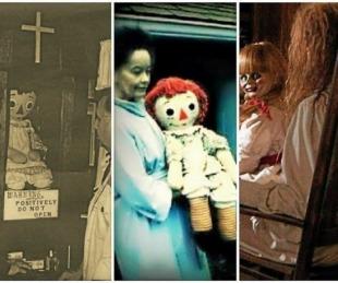 foto: La muñeca Annabelle desapareció del museo Warren