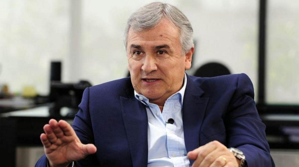 El Gobernador de Jujuy dio positivo a Coronavirus