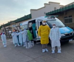 foto: Salud realizó investigaciones epidemiológicas en Bella Vista