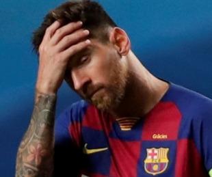 foto: Cuáles son las condiciones que puso Messi para seguir en Barcelona