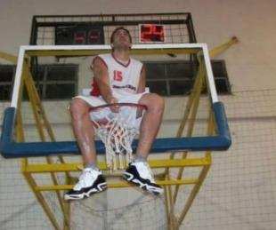 foto: Investigan qué ocurrió horas antes de la muerte del basquetbolista