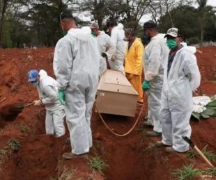 foto: Coronavirus: ya registran más de 800 mil muertos a nivel mundial