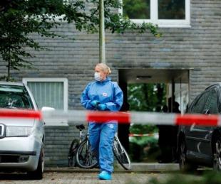 foto: Encontraron cinco niños muertos en una casa y sospechan de la madre