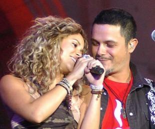 foto: El video viral de Shakira y Alejandro Sanz que revivió los rumores de romance