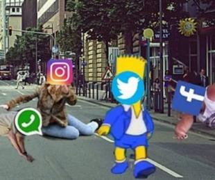foto: Los memes por problemas con Instagram, Facebook y WhatsApp