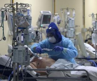 foto: Ascienden a 12.116 los fallecidos y 589.012 los contagiados en el país