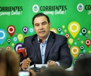 foto: El Gobernador Gustavo Valdés viajará a San Roque y Mantilla