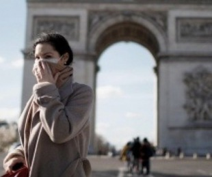 foto: Francia confirmó un nuevo récord diario de casos de coronavirus