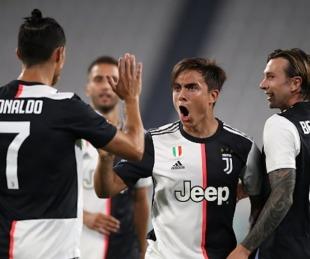 foto: Con público: Juventus inicia hoy su defensa del título de Serie A