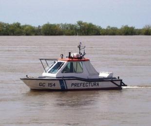 foto: Buscan a tres personas que desaparecieron en el Río Paraná