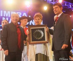 foto: La última entrevista de Ramona Galarza en Radio Sudamericana