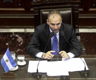 foto: Con la presencia de Guzmán, Diputados comienza a discutir el Presupuesto