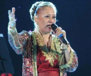 foto: Tristeza en el mundo del Chamamé: Falleció Ramona Galarza, la