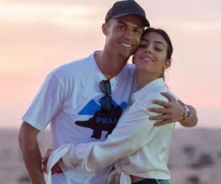 foto: El anillo más caro del mundo que Ronaldo le regaló a Georgina Rodríguez