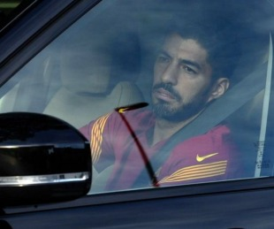 foto: Atlético de Madrid oficializó la llegada de Luis Suárez