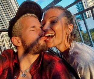 foto: Ricky Montaner le habría pedido casamiento a Stefi Roitman