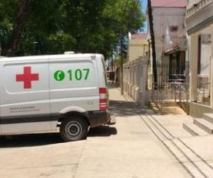 foto: Detienen al hombre que agredió brutalmente a paramédica del 107