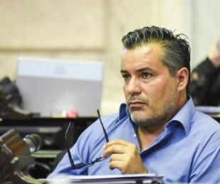 foto: Quién es Juan Ameri, el diputado suspendido por un escándalo erótico