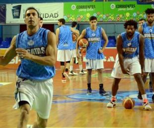 foto: Autorizaron a equipos de básquet para volver a los entrenamientos