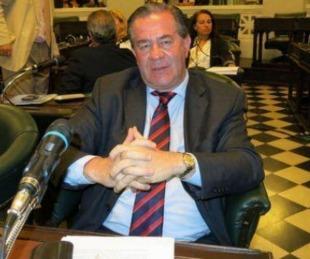 foto: El ex legislador Sussini se encuentra detenido en su domicilio