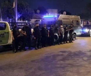 foto: Policía demoró a una pareja con antecedentes y pedidos de captura
