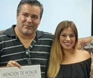 foto: Quién es Celeste Burgos, la novia del diputado Juan Ameri