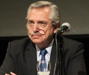foto: Alberto Fernández habló sobre el diputado que protagonizó el escándalo