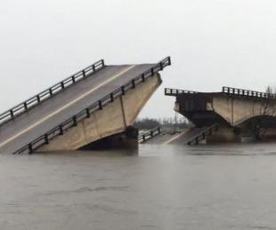 foto: Oficial: el puente Esquina-Goya se habilitaría en abril de 2021