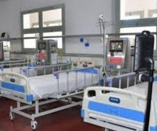 foto: Coronavirus: hay 56 pacientes internados en el Hospital de Campaña