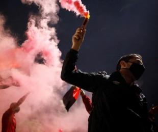 foto: Fútbol argentino: suspendieron cuatro amistosos por las lluvias