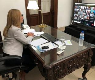 foto: Diputados de Corrientes moderó el Encuentro Nacional de Secretarios Parlamentarios