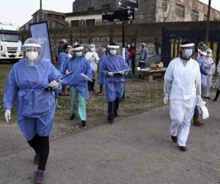 foto: Rosario en alerta por los casos que ya ocupan el 97% de las camas