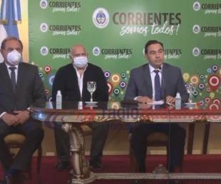 foto: Coronavirus: El gobernador Gustavo Valdés anunció en conferencia nuevas medidas