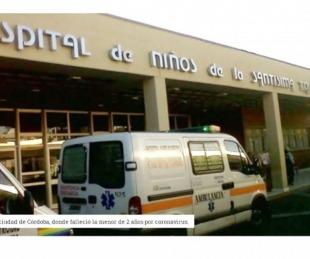 foto: Nena de dos años falleció por coronavirus en Córdoba