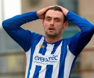 foto: Un jugador fue suspendido por seis fechas por orinar en la cancha