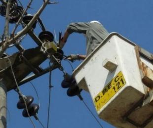 foto: Hoy habrá cortes de energía en Capital y en varias localidades