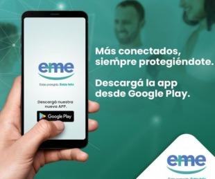 foto: Equipo Médico de Emergencias lanza su nueva APP EME