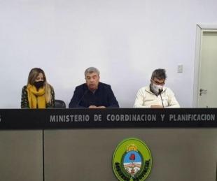 foto: Plan Provincial +Vida avanza con charlar para la  prevención del consumo de sustancias