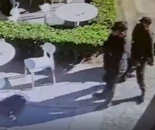 foto: VIDEO: Así fue el ataque mortal al policía de la Federal