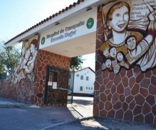 foto: Coronavirus: hay 54 pacientes internados en el Hospital de Campaña