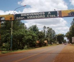 foto: Virasoro y Misiones acordaron protocolo de tránsito por salud