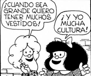 foto: Las mejores 20 frases de Mafalda: un homenaje a Quino