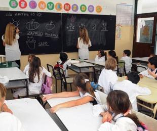 foto: La ausencia de los chicos en la escuela desnivela el acceso a la tecnología